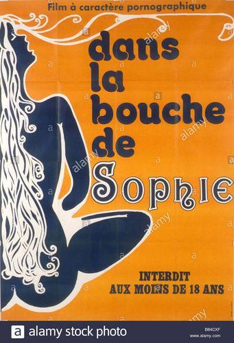 La bouche de Sophie