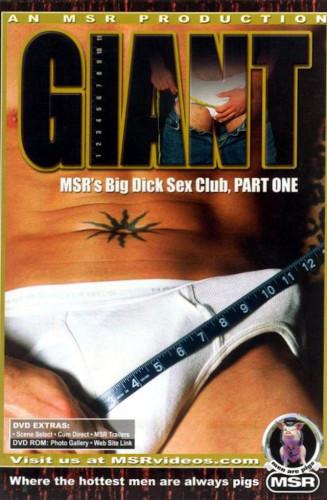 Description Giant Big Dick Sex Club vol.1