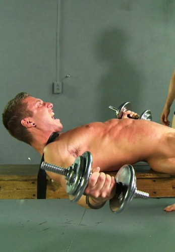 D Bondage - Neill - Well Trained Muscle - Part 3