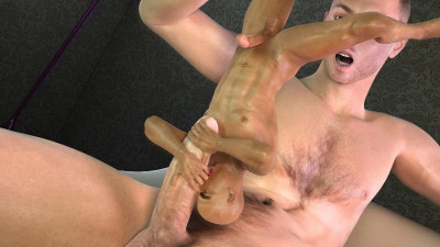 3D XXX Gay Midget Gets Lt Hard