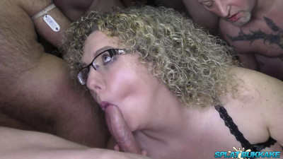 Violet Vulgarity and Louise take facials together