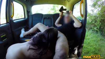 Nayomi Sharp — Driver loves hot tight Dutch pussy
