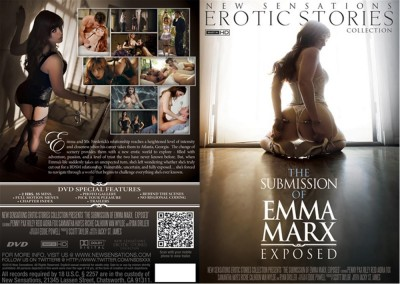 Description The Submission Of Emma Marx: Exposed