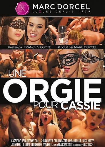 An orgy for Cassie (2017)
