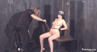 Slave Abigail Dupree Caned (13 Jan 2016)