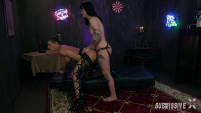 Lesbian Anal Hook Up Bar