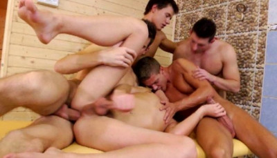 Raw Orgy For Young Sluts