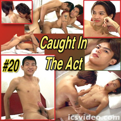 Caught In The Act 20 - Gay Sex HD