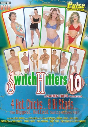 Switch Hitters vol.10 - strapon, girls, tiny.