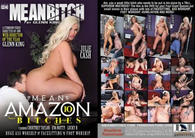 Description Mean Amazon Bitches Vol. 10