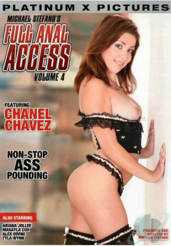 Full anal acces vol 4