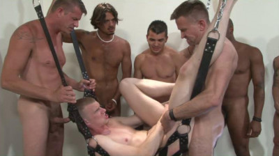 Raw Gangbang With Many Loads
