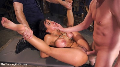 Hot Latina Slave for a Day