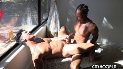 Description Baron Fucks The Shit Out Of Max With His Big Cock