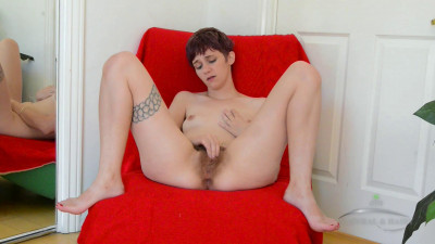 Mercy West Masturbation