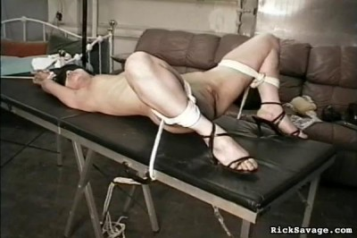 Bound Innocent Virgin 2: Brianna hi