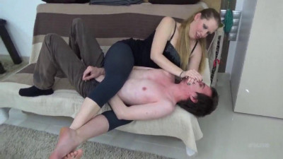 guy who loves video foot (Foot Smother & Sadistic Smother!)...