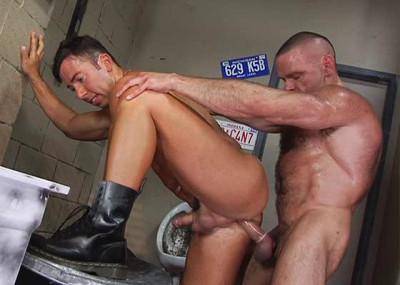 Description Hard butt-fucking action