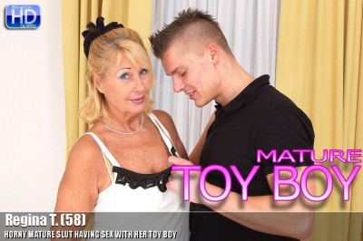 Mature and Toy Boy