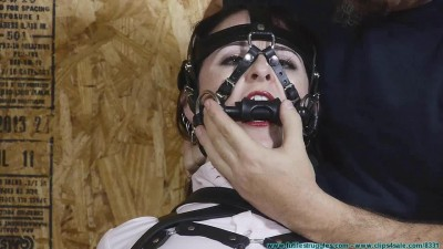 Pony Girl Try on with Caroline Pierce 2 part - BDSM,Humiliation,Torture HD 720p