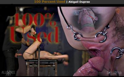 Sensualpain — 100 Percent Used