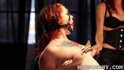 Misti Dawn - Misti Dawn Gaged and Tourmented (2015)