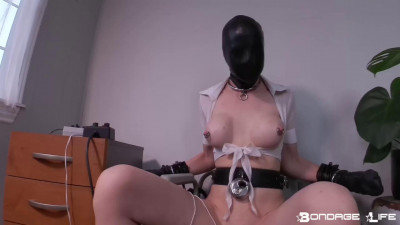 Rachel Greyhound - The Sybian Chair