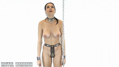 Dany getting used to her chastity belt