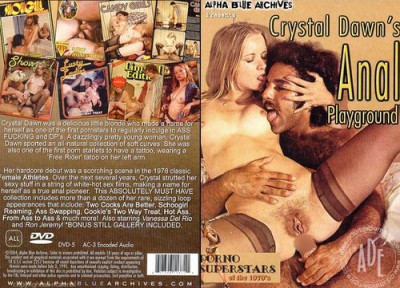 Description Crystal Dawn's Anal Playground(1978)