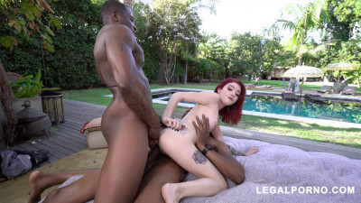 Lola Faye gets fucked with hard for her favorite studio