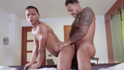 Viktor Rom And Cesar Paulino Feeding Ass (2018)