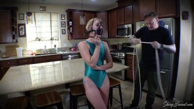 Strict Swimsuit Hogtie