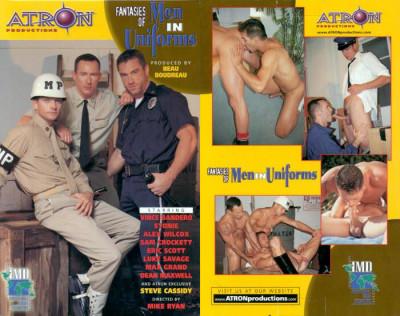 Description Atron Productions – Fantasies of Men in Uniforms(1999)