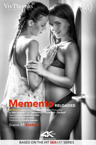 Kira Zen, Leila Smith - Memento - Reloaded Episode 1 - Excited FullHD 1080p