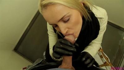 Kathia Nobili - I Use Your Cock For My Leather Fetish