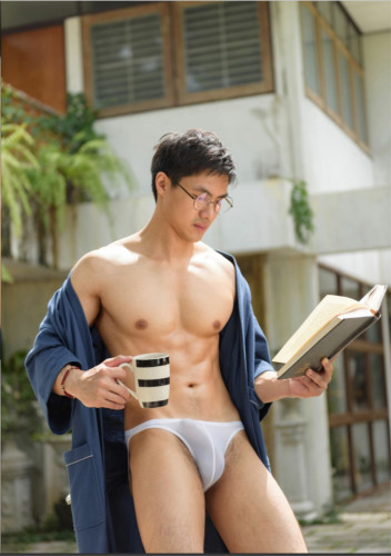 Thai Magazine Sexy Asian Guys