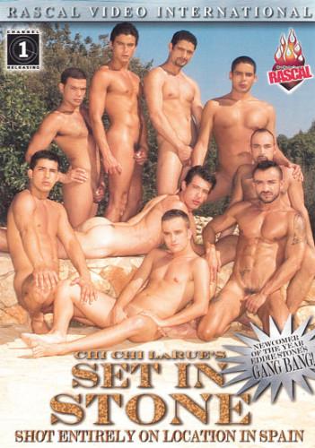 Set In Stone(Latino Gangbang)- Eddie Stone, Lucas Foz, Rafael Carreras