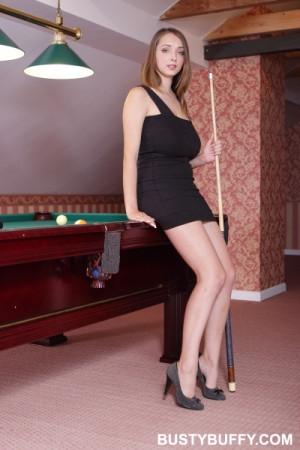 Lucie Wilde (Pool Billiards)