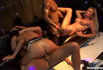 Description European Orgy At Night Club