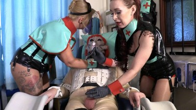 Mistresses Erika And Julia's Nasty Clinic – Debauchery Diagnosis HD