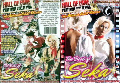 Description Caballero Hall of Fame Best of Seka