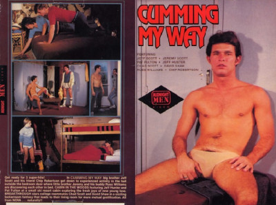 Cumming My Way(1983)- Jeremy Scott, Jeff Scott, Pat Fulton