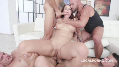Description Manhandle Gangbang With Double Anal For Jolee Love