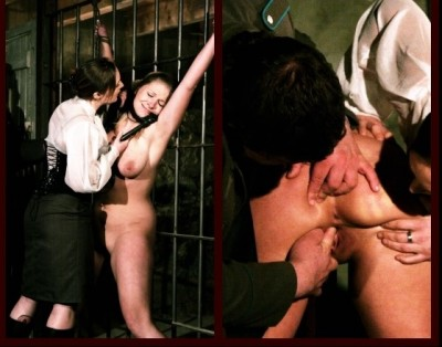 Heidi is Imprisoned for BDSM Punishment for False Charity Work