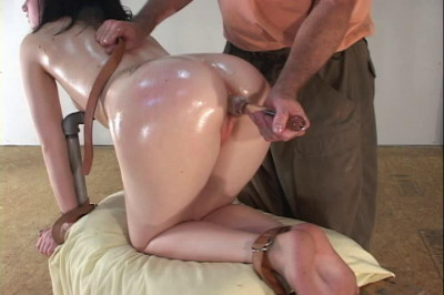 PowerShotz-Wendy anal train