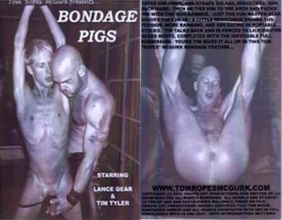 Description Bondage Pigs