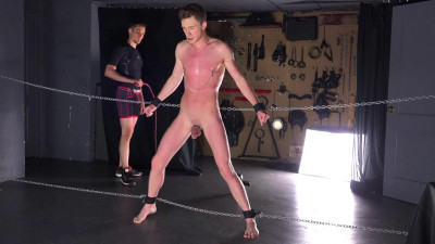 Dream Boy Bondage - Cole Miller - A Boy For Torture Full