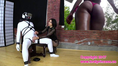 Slaves Brain Turned To Mush In VR By Sexy Asses Multi Ruin