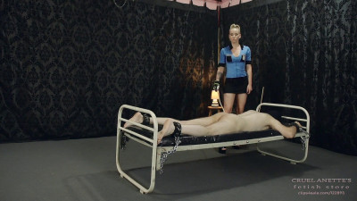 Mistress Anette - Precise, Forceful Strokes