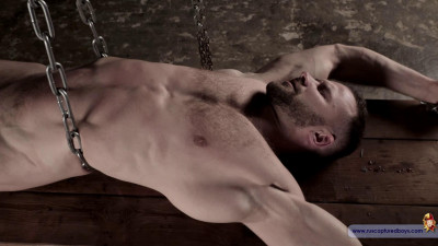 RusCapturedBoys - Commando Stas In Slavery Pt2